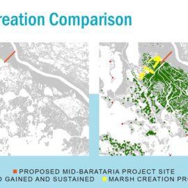 Marsh Creatoion Comparison