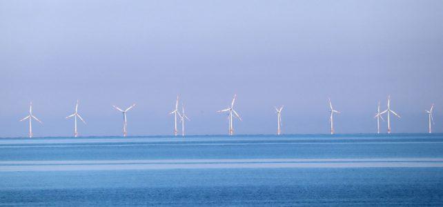 Offshore windmills