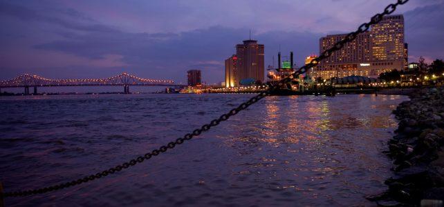 Mississippi at New Orleans