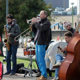 Streeet Musicians
