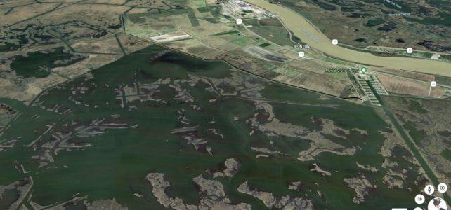 Mid-Barataria Diversion area