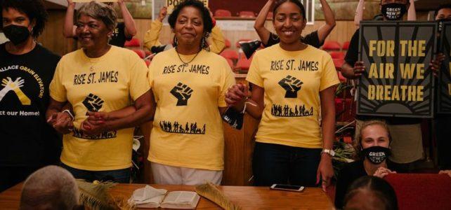 Rise Saint James to Biden
