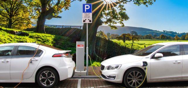 Elecctric cars chafrging