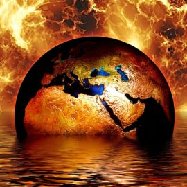 Earth, wind, water and fire