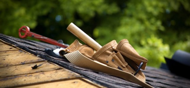 Roofers tool belt
